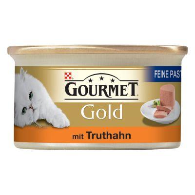 38 + 10 gratis! 48 x 85 g Gourmet Gold misto