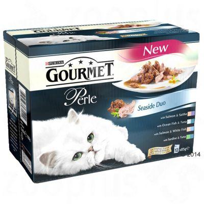 45 + 15 gratis! 60 x 85 g Gourmet Perle