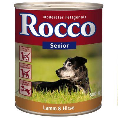 20 + 4 gratis! 24 x 800 g Rocco