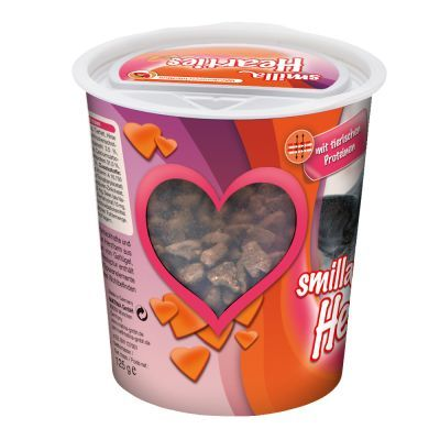 2 + 1 gratis! 3 x 125 g Smilla Hearties