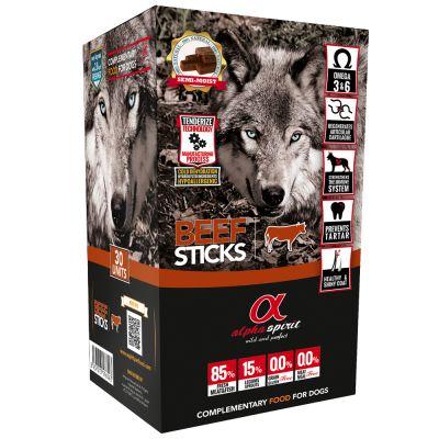 3 + 1 gratis! 4 x 30 pz Alpha Spirit Individual Sticks