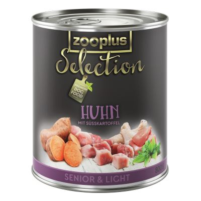 10 + 2 gratis! zooplus Selection 12 x 800 g