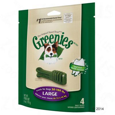 Greenies Canine Dental Chews Saver Pack 3 x 170g