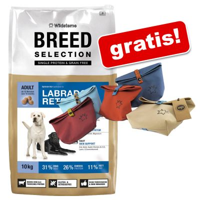 Großgebinde Wildsterne Breed Selection + Futterbeutel gratis!
