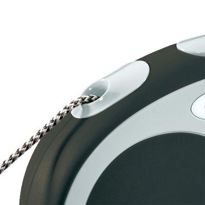 Guinzaglio avvolgibile a corda flexi New Comfort S, 8 m