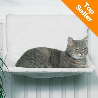 Hamac de radiateur Trixie de Luxe pour chat