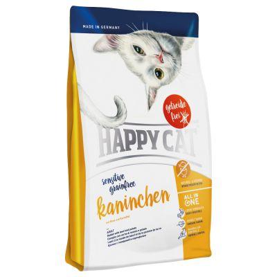 Happy Cat Sensitive Grain-free Coniglio
