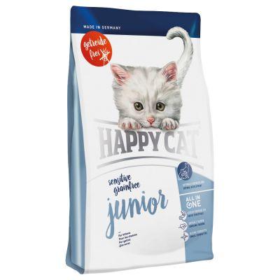 Happy Cat Sensitive Grain-free Junior