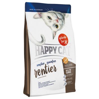 Happy Cat Sensitive Grain-free Renna