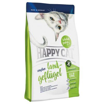 Happy Cat Sensitive Pollame Bio