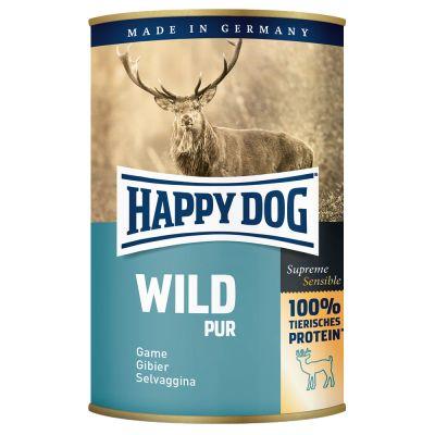 Happy Dog Pur 24 x 400 g