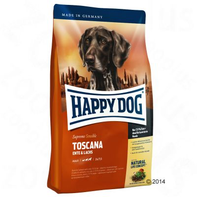 Happy Dog Supreme Sensible Toscana