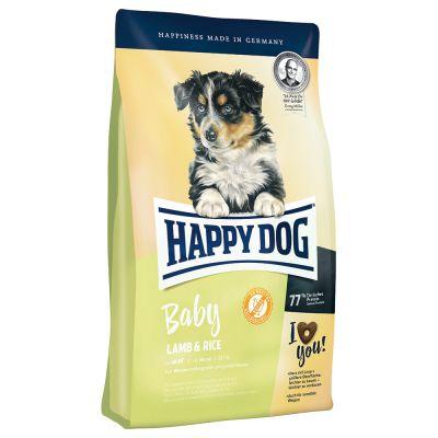 Happy Dog Supreme Young Baby Agnello & Riso