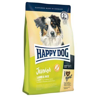 Happy Dog Supreme Young Junior Agnello & Riso