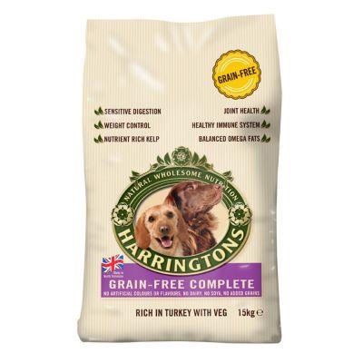 Harringtons Complete Grain Free Pet Food  Kg