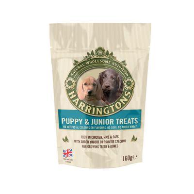 Harringtons Puppy & Junior Treats Rich in Chicken, Rice & Oats