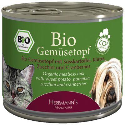 Herrmanns Bio Piatto di Verdure - complemento 200 g