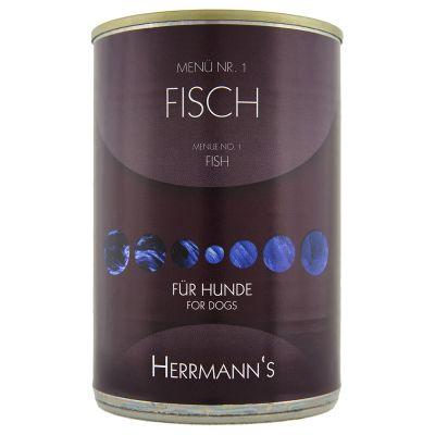 Herrmanns Menü Sensitive 24 x 400 g / 800 g