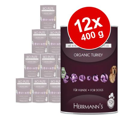 Herrmanns Menù senza cereali 12 x 400 g