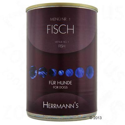 Herrmanns Menú 6 x 400 g