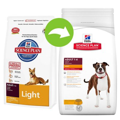 Hill's Canine Adult Light Huhn Hundefutter