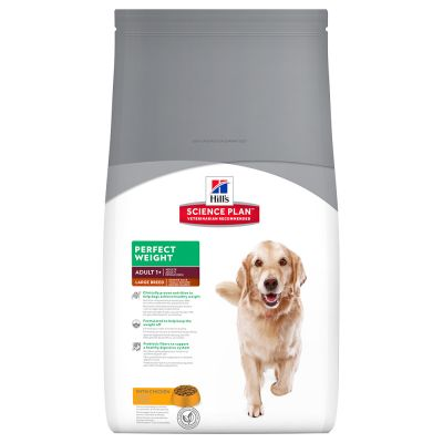 Hill's Canine Adult Perfect Weight Large Breed - Kip
