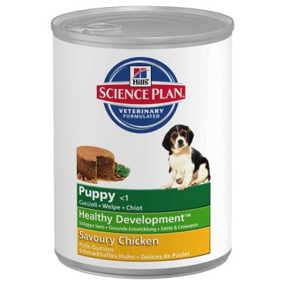 Hill's Canine Puppy 6 x 370 g