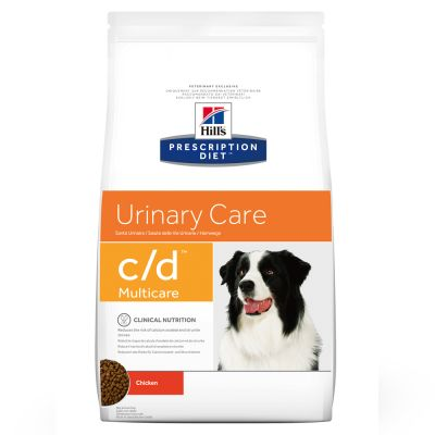 Hill's c/d Prescription Diet Canine secco