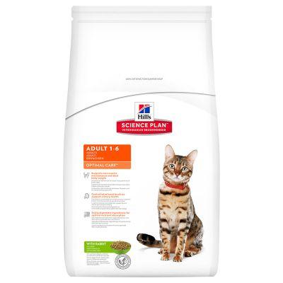 Hill's Feline 4 x 400 g - Pack mixto ¡con descuento!