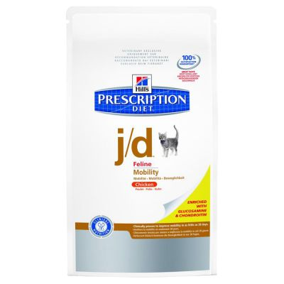 Hill's j/d Joint Care Prescription Diet Feline - secco