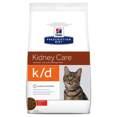 Hill's k/d Kidney Care Prescription Diet Feline secco