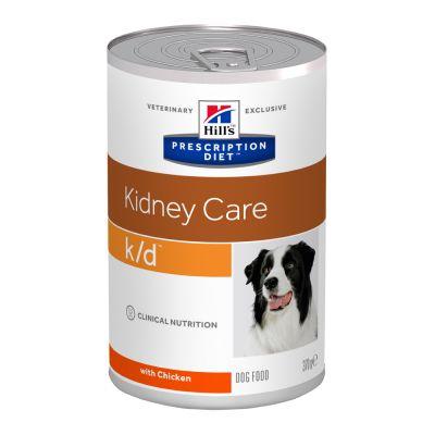 Hill's k/d Prescription Diet Canine umido