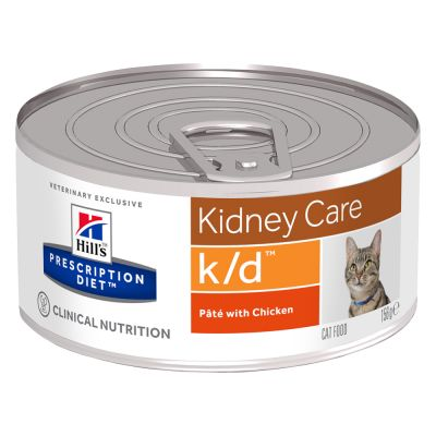 Hill's k/d Prescription Diet Feline umido