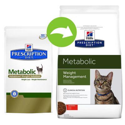 Hill's Metabolic Prescription Diet Feline secco
