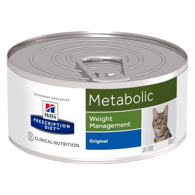 Hill's Metabolic Prescription Diet Feline umido - lattine
