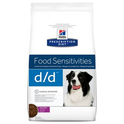 Hill´s Prescription Diet Canine -  D/D Allergy & Skin Care