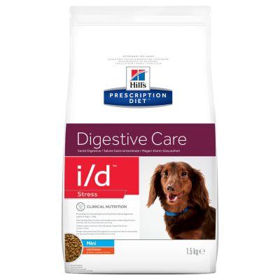 Hill's Prescription Diet Canine i/d Stress Mini secco