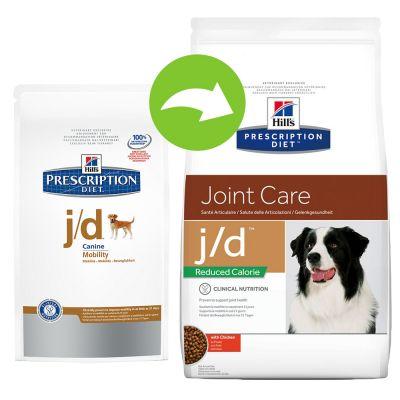 Hill´s Prescription Diet Canine J/D Reduced Calorie