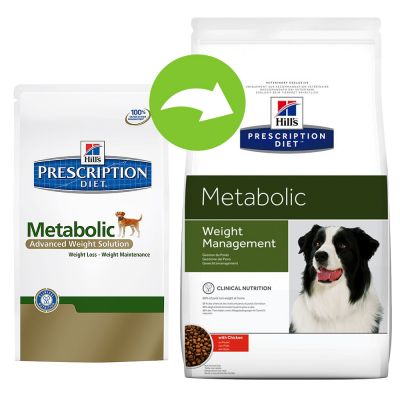 Hill´s Prescription Diet Canine Metabolic Weight Management