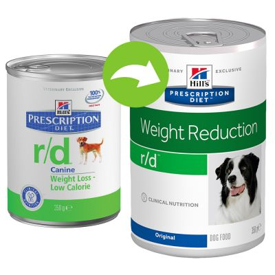 Hills R D Weight Loss Dog Food