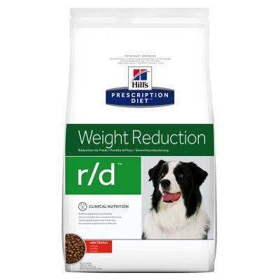 Hill´s Prescription Diet Canine - R/D Weight Reduction