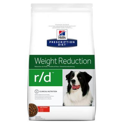 Hill´s Prescription Diet Canine R/D Weight Reduction Hondenvoer met Kip