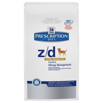 Hill's Prescription Diet Canine - z/d Food Sensitivities