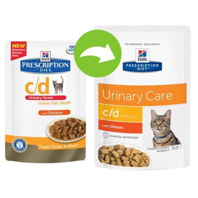 Hills Cd Wet Cat Food