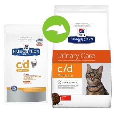 Hill's Prescription Diet Feline c/d Multicare Pollo - secco