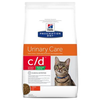 Hill's Prescription Diet Feline c/d Stress Reduced Calorie Urinary Care
