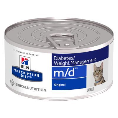 Hill S M D Canned Cat Food