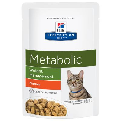 Hill's Prescription Diet Feline umido in busta 24 x 85 g