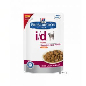 Hill's Prescription Diet Feline umido in busta 48 x 85 g