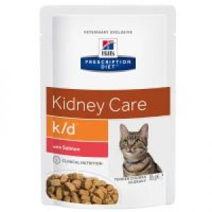 Hill's Prescription Diet Feline umido in busta 48 x 85 g